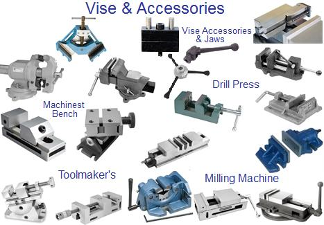 Vises and Accessories