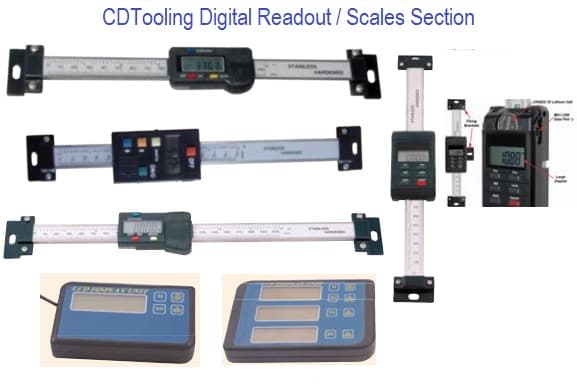 Digital Readout and Scales