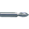 5/8 inch Dia-3-1/2 inch OAL-Uncoated CBD-Drill Point SE EM-2 FL ID: GE45DM625290