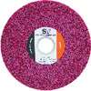12 × 1 × 5 - Medium Grit - Aluminum Oxide Metal Finishing Non-Woven Wheel ID: MM75858982
