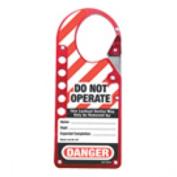 Lockout and Tagout products