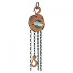 Manual Hoists-Chain, Rope and Strap