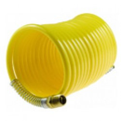 Coiled & Self-Storing Hose
