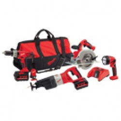 Power Tool Combination Kits