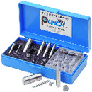Hand Chisels and Punches Bench-Mount & Portable Punches & Die Sets