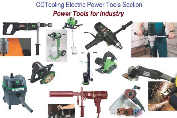 Electric Power tools for Industry