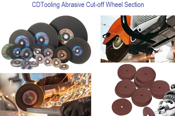 Abrasive Cutoff Wheel Section