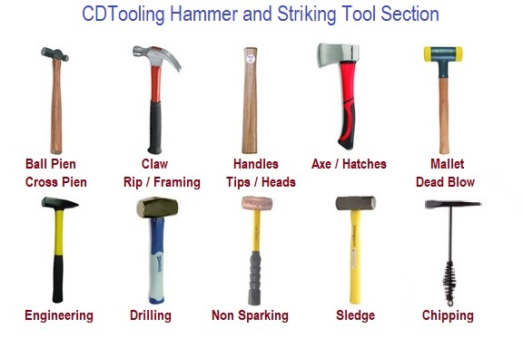 Hammers and Striking Equipment