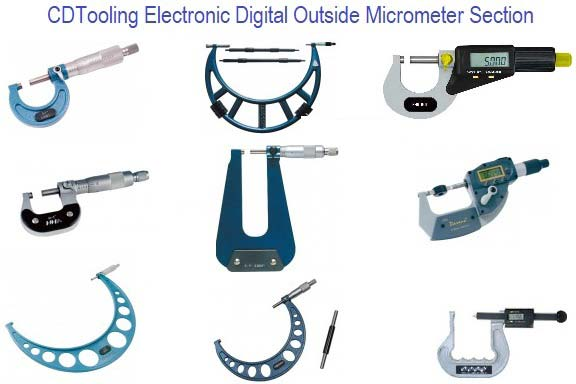 Outside-Micrometer-Digital-Electronic-Mechanical-Section