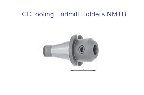 Endmill Holder NST/NMTB-50 1/2 in - ID: 632-7-165-080Q