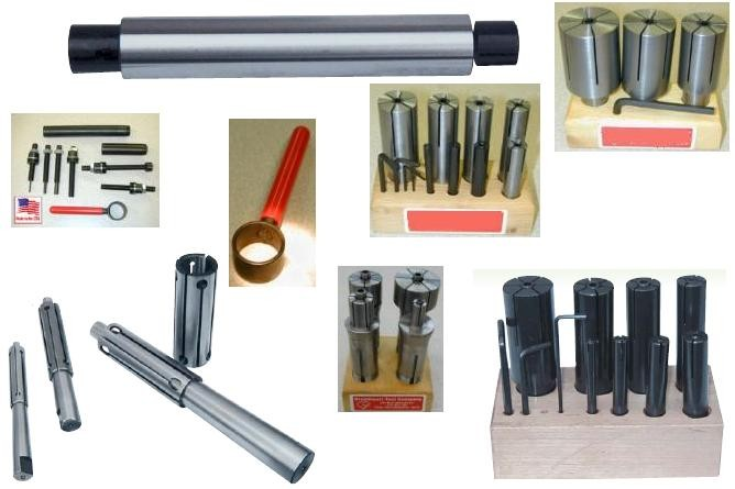 Expanding Mandrel, Lathe and OD Grinder