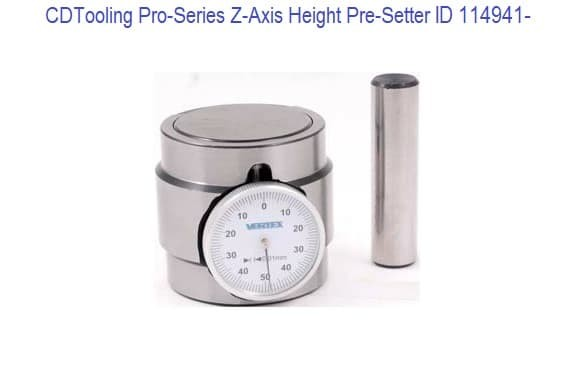 Pro-Series Z-Axis Height Pre-Setter ID 114941-