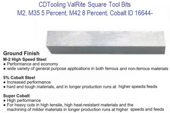 OAL: 6 Drill Blank .6496 Size: 16.50 MM