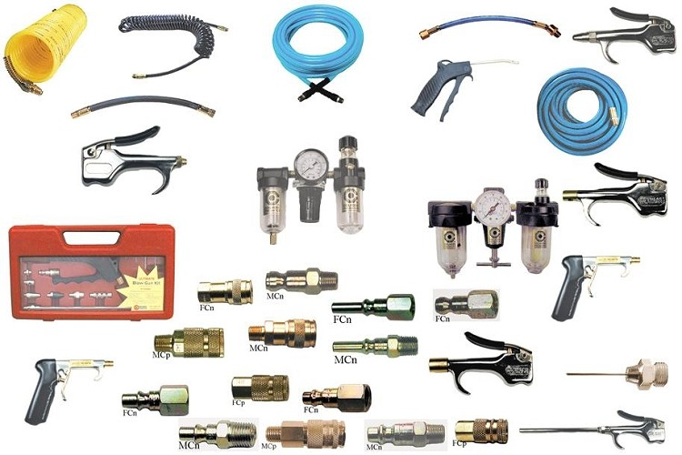 Air Hose, Pneumatic Hose and Fittings