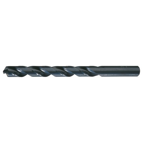 3.75mm RHS / RHC HSS 118 Degree Radial Point General Purpose Jobber Length Drill - Steam Oxide ID # CL70C01137